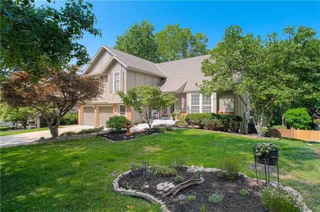 5866 N Kirkwood Avenue, Kansas City, MO 64151 (#2335725) :: Team Real Estate
