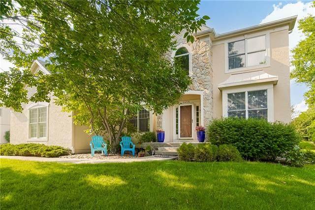 3456 W 143 Terrace, Leawood, KS 66224 (MLS #2335847) :: Stone & Story Real Estate Group