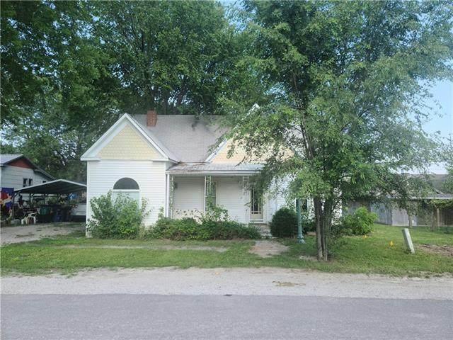 105 S Grant Street, Jamesport, MO 64648 (#2335851) :: Edie Waters Network