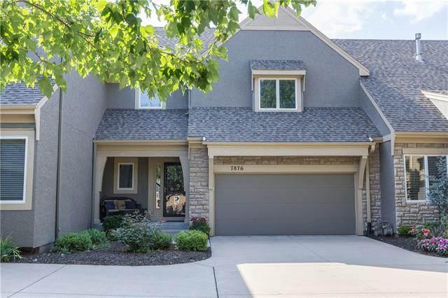 7876 W 157th Terrace, Overland Park, KS 66223 (#2335982) :: The Shannon Lyon Group - ReeceNichols
