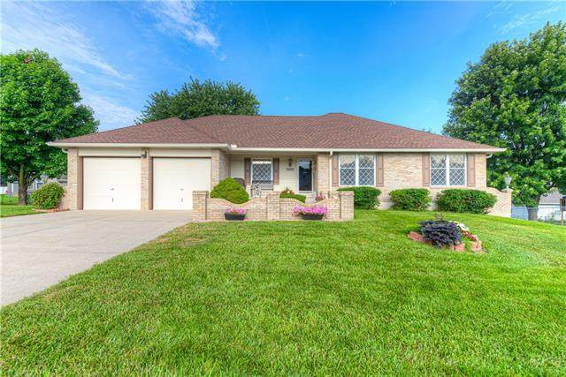 2118 N Colony Lane, Independence, MO 64058 (#2335995) :: Team Real Estate