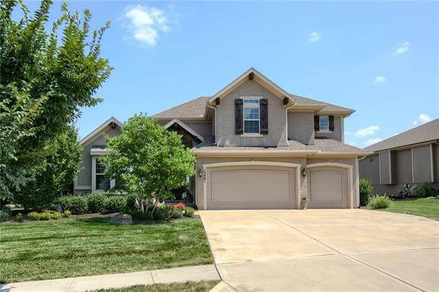 15401 Lucille Street, Overland Park, KS 66221 (MLS #2336077) :: Stone & Story Real Estate Group