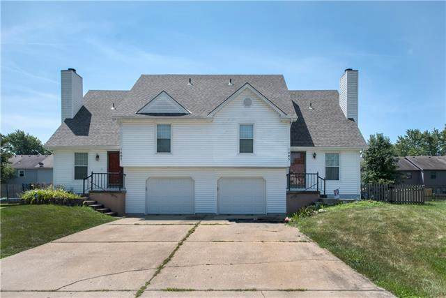1405 & 1407 SE 7th Place, Lee's Summit, MO 64063 (#2336107) :: Ask Cathy Marketing Group, LLC