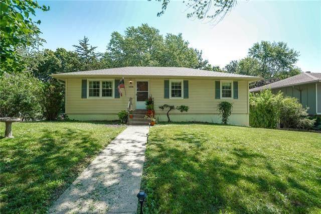 1410 NE 10th Street, Blue Springs, MO 64014 (#2336134) :: Ron Henderson & Associates