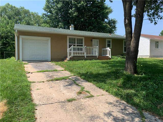 4232 S Liberty Street, Independence, MO 64055 (#2336153) :: Team Real Estate
