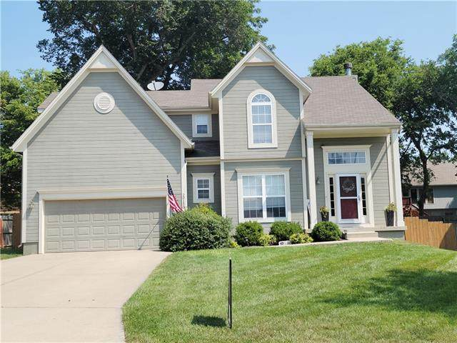 20150 W 219th Terrace, Spring Hill, KS 66083 (MLS #2336216) :: Stone & Story Real Estate Group