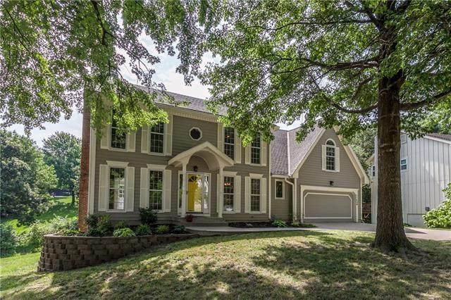 11408 W 109 Street, Overland Park, KS 66210 (#2336217) :: Eric Craig Real Estate Team