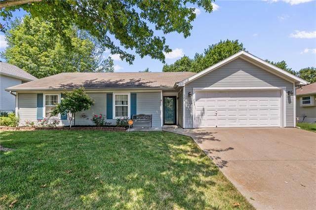 321 SE Saratoga Drive, Blue Springs, MO 64014 (#2336223) :: Audra Heller and Associates