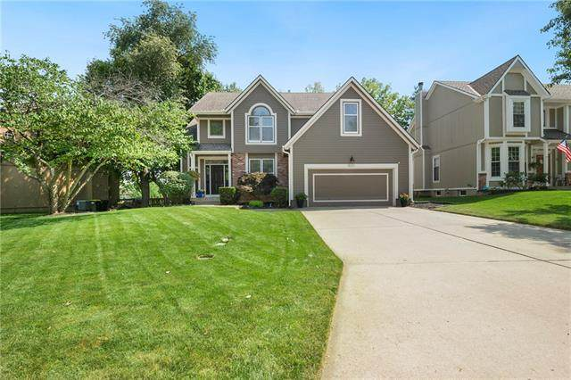 8991 W 125 Terrace, Overland Park, KS 66213 (#2336304) :: Tradition Home Group   Better Homes and Gardens Kansas City