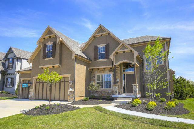 24935 W 98th Street, Lenexa, KS 66227 (MLS #2336343) :: Stone & Story Real Estate Group