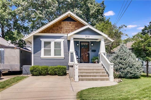 2616 W 47 Terrace, Westwood, KS 66205 (MLS #2336350) :: Stone & Story Real Estate Group