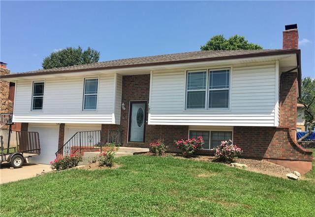 1716 Marion Street, Leavenworth, KS 66048 (#2336359) :: Tradition Home Group | Better Homes and Gardens Kansas City