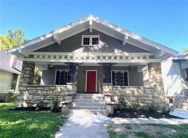4124 Benton Boulevard, Kansas City, MO 64130 (#2336451) :: Tradition Home Group | Compass Realty Group