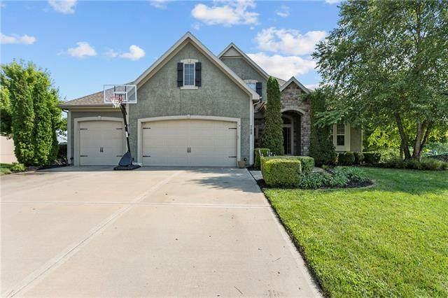 708 Estates Drive, Lee's Summit, MO 64082 (#2336566) :: ReeceNichols Realtors