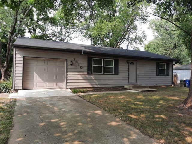 1610 W 2nd Terrace, Lawrence, KS 66044 (#2336688) :: Ron Henderson & Associates