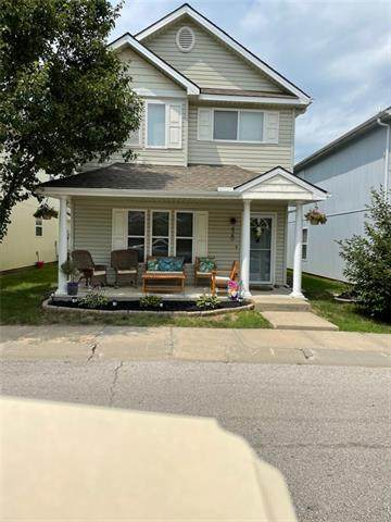 420 NE Wolf Creek Road, Grain Valley, MO 64029 (#2336710) :: Ron Henderson & Associates