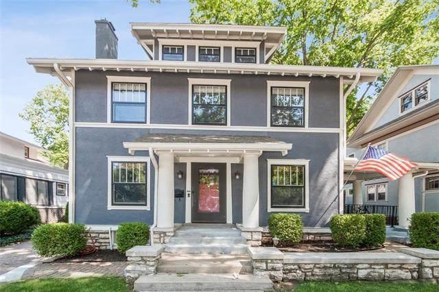 6007 Brookside Boulevard, Kansas City, MO 64113 (#2336745) :: Tradition Home Group | Better Homes and Gardens Kansas City