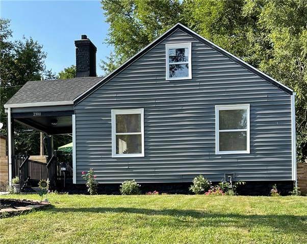 2300 E 72nd Street, Kansas City, MO 64132 (#2336783) :: Tradition Home Group | Better Homes and Gardens Kansas City