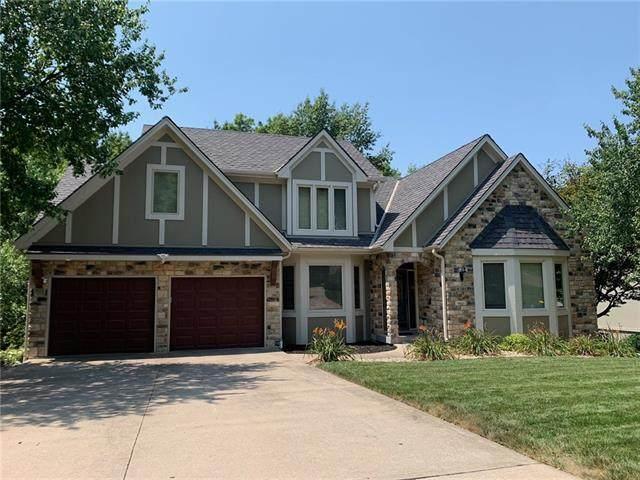 4208 NE Courtney Drive, Lee's Summit, MO 64064 (#2336815) :: Five-Star Homes