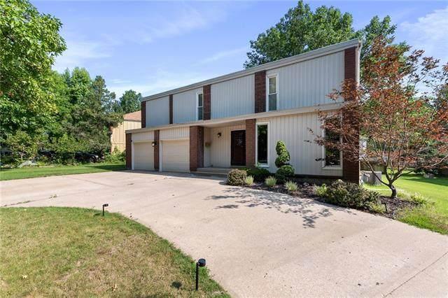 9803 Colony Place, Kansas City, MO 64131 (#2336821) :: Ron Henderson & Associates