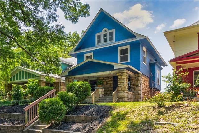 334 Jackson Avenue, Kansas City, MO 64124 (MLS #2336860) :: Stone & Story Real Estate Group