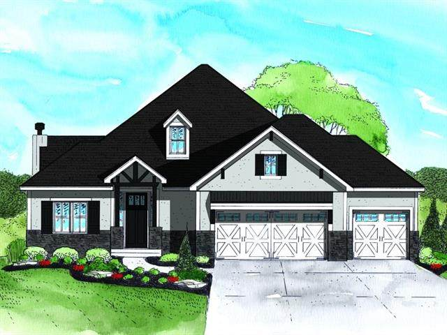 157 NW Carson Drive, Lee's Summit, MO 64081 (#2336920) :: The Shannon Lyon Group - ReeceNichols