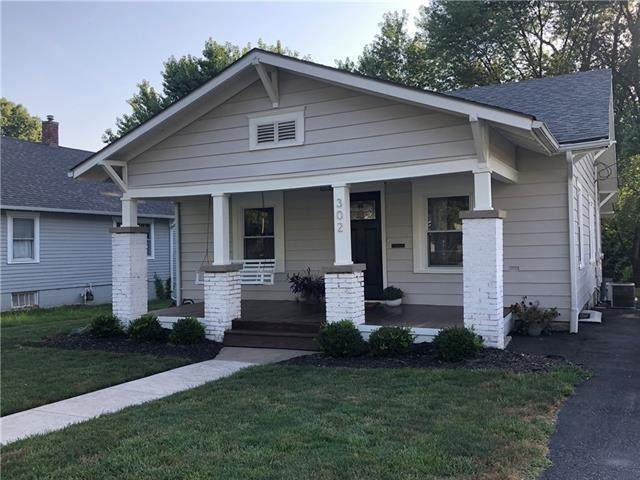 302 S Institute Street, Richmond, MO 64085 (MLS #2336938) :: Stone & Story Real Estate Group