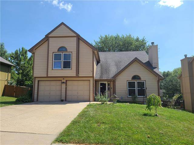 10101 NW 86th Street, Kansas City, MO 64153 (#2336944) :: Dani Beyer Real Estate
