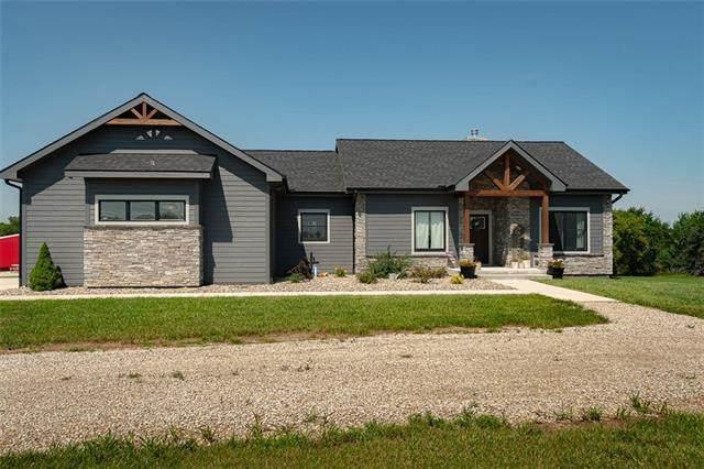 537 E 550 Road, Overbrook, KS 66524 (#2336950) :: Dani Beyer Real Estate