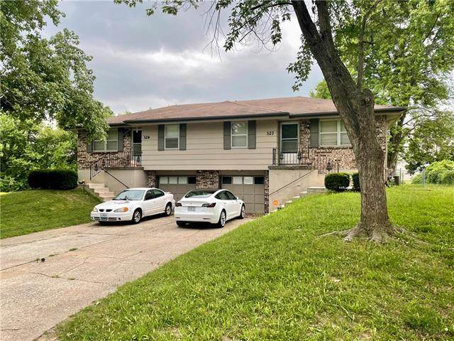 327 / 329 SW 6th Street Terrace, Blue Springs, MO 64014 (#2337032) :: The Rucker Group