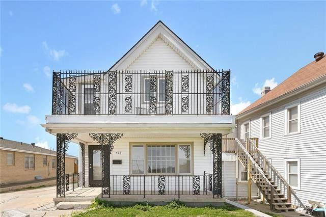 416 Prospect Avenue, Kansas City, MO 64124 (#2337079) :: Tradition Home Group | Better Homes and Gardens Kansas City