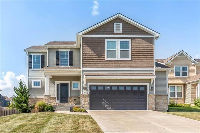 1428 SW Cornwall Road, Lee's Summit, MO 64083 (#2337177) :: SEEK Real Estate