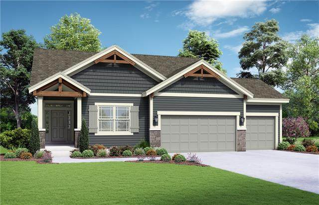 13338 W 181st Terrace, Overland Park, KS 66013 (#2337285) :: Eric Craig Real Estate Team