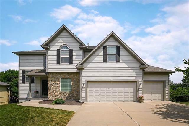 860 S Persimmon Drive, Olathe, KS 66061 (#2337300) :: Eric Craig Real Estate Team
