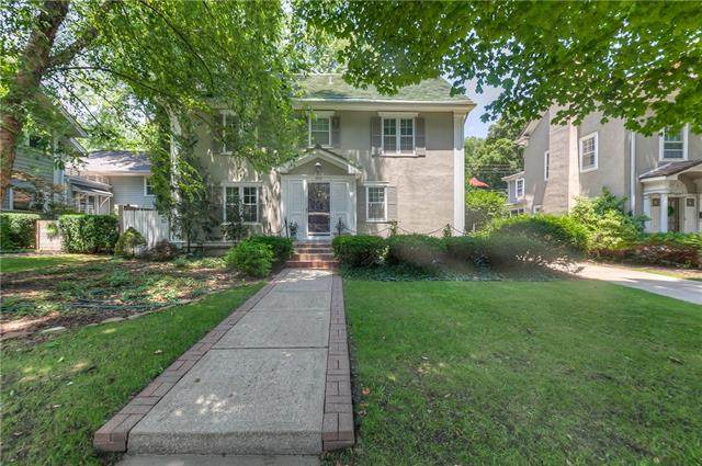 604 W 61 Terrace, Kansas City, MO 64113 (#2337360) :: Eric Craig Real Estate Team