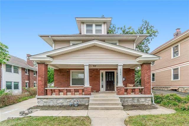 4204 Mercier Street, Kansas City, MO 64111 (#2337507) :: Audra Heller and Associates