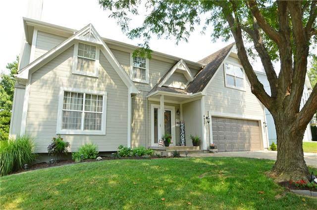 4937 Roundtree Street, Shawnee, KS 66226 (#2337561) :: The Shannon Lyon Group - ReeceNichols
