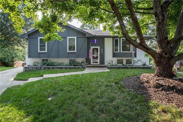 528 NE Lee Drive, Blue Springs, MO 64014 (#2337661) :: Eric Craig Real Estate Team