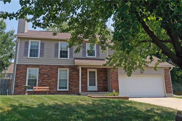 825 S 132nd Street, Bonner Springs, KS 66012 (#2337748) :: Dani Beyer Real Estate
