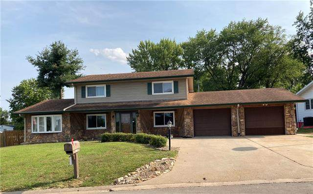 4114 Preston Drive, St Joseph, MO 64503 (#2337828) :: Eric Craig Real Estate Team