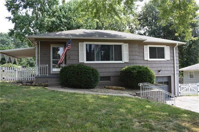 1519 S 39th Street, St Joseph, MO 64507 (#2338052) :: Eric Craig Real Estate Team