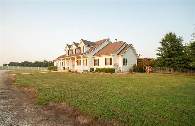 22492 N 169 Highway, Garnett, KS 66032 (#2338135) :: Ron Henderson & Associates