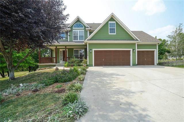 2368 W Hazelwood Street, Olathe, KS 66061 (#2338165) :: Team Real Estate