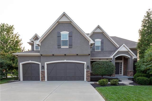 15536 Grandview Street, Overland Park, KS 66221 (#2338187) :: Eric Craig Real Estate Team