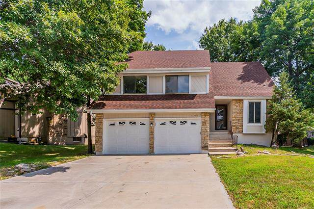 6801 E 144th Place, Grandview, MO 64030 (MLS #2338189) :: Stone & Story Real Estate Group