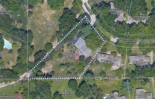 8608 Overhill Rd. Road, Leawood, KS 66206 (#2338740) :: ReeceNichols Realtors