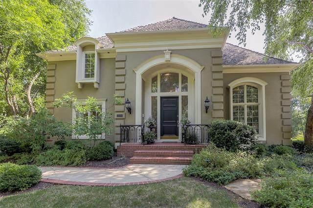 2645 W 118th Terrace, Leawood, KS 66211 (#2338751) :: SEEK Real Estate