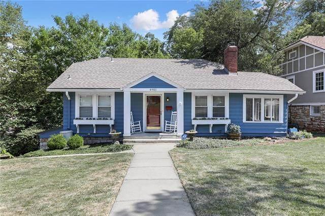 4901 Wyoming Street, Kansas City, MO 64112 (#2338759) :: Ron Henderson & Associates