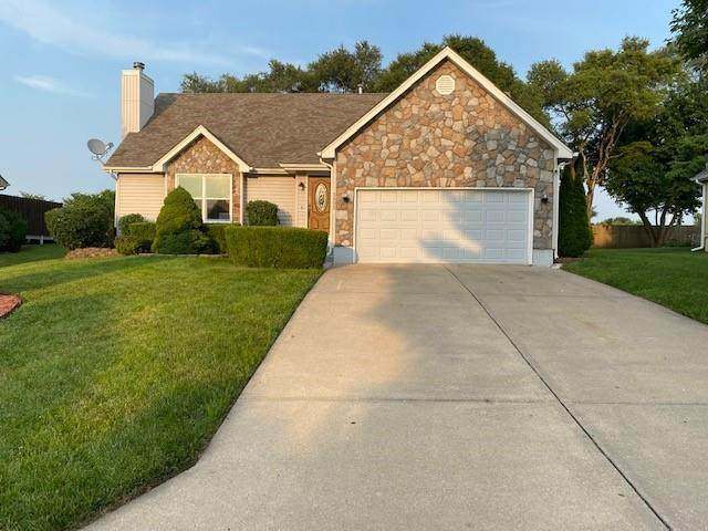 3805 SW Evergreen Lane, Lee's Summit, MO 64082 (#2338825) :: Tradition Home Group | Compass Realty Group