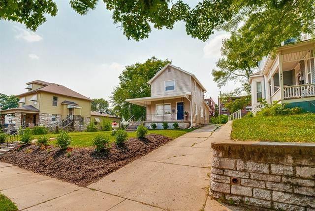 446 Montgall Avenue, Kansas City, MO 64124 (#2338835) :: Ron Henderson & Associates